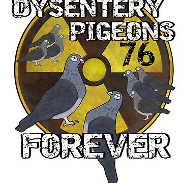 Pigeons Forever by AMagicalJourney