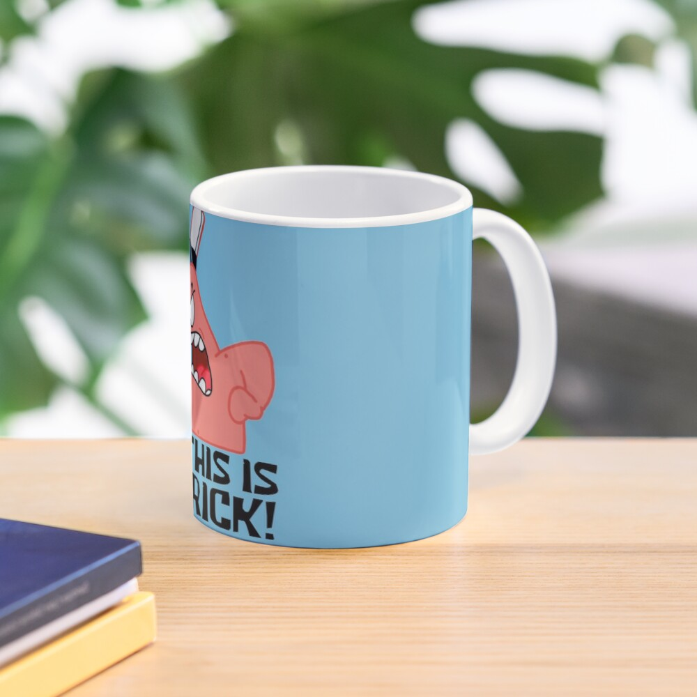 No, This Is Patrick! - Spongebob Mug