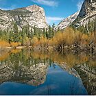 Mirror Lake - Yosemite Valley by TonyCrehan