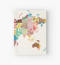 Sei ein Entdecker der Welt Notizbuch