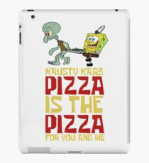 Krusty Krab Pizza - Spongebob iPad Case/Skin