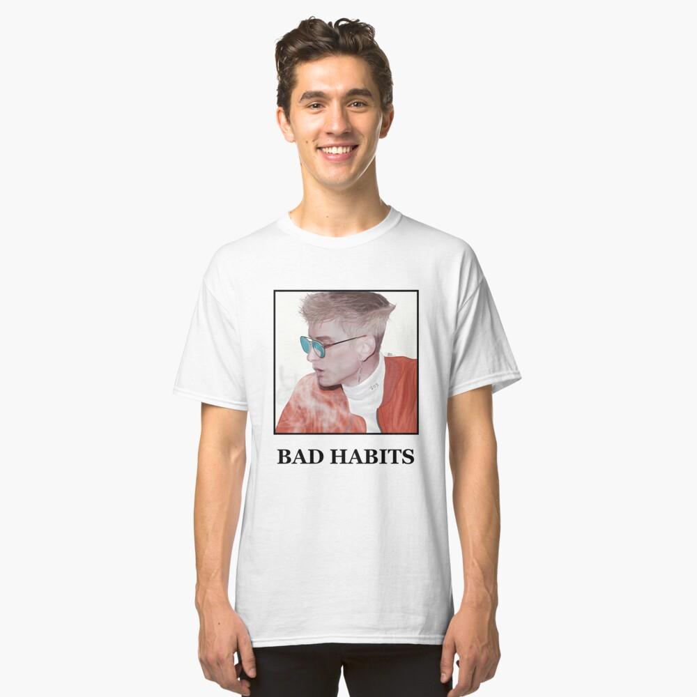 SCHLECHTE ANGEWOHNHEITEN Classic T-Shirt