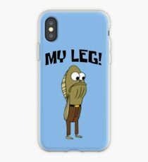 Fred Der Fisch: Mein Bein! - SpongeBob iPhone-Hülle & Cover