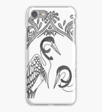 Two Herons iPhone Case/Skin