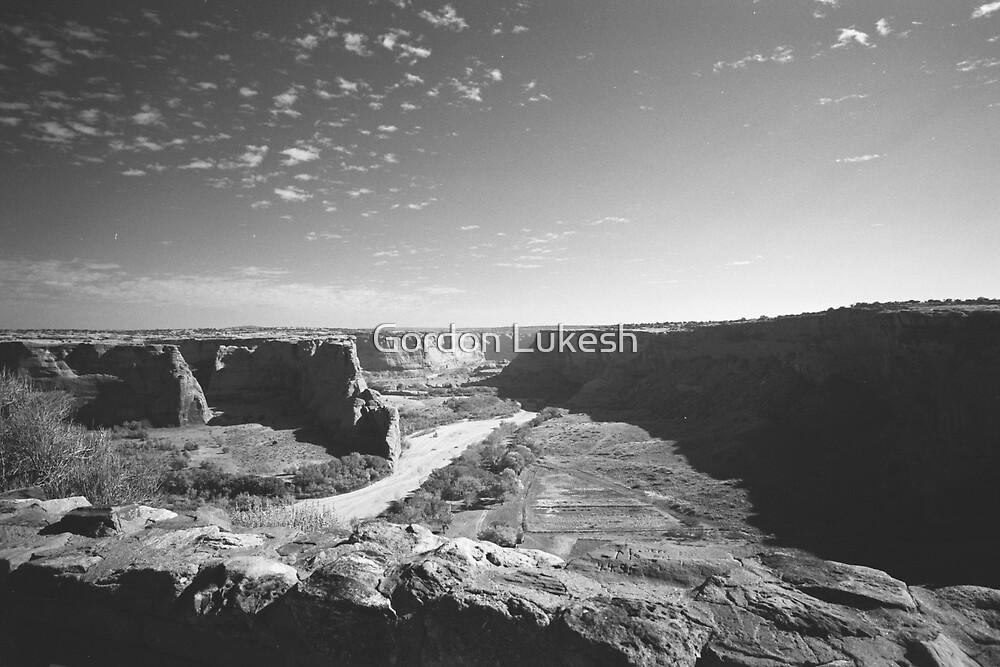 Canyon de Chelly III Arizona by Gordon Lukesh