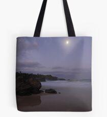 The Moonlit Sands Tote Bag