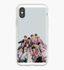 Vinilo o funda para iPhone Diecisiete kpop pastel ot13