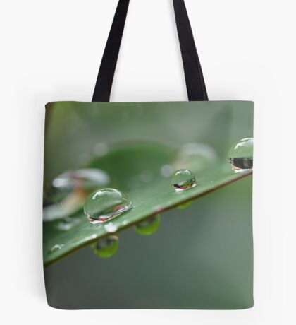 Tears from Above Tote Bag