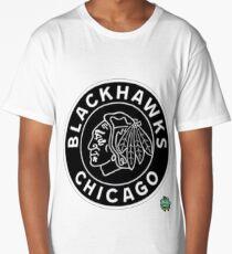 Blackhawks Winter Classic 2019 Long T-Shirt