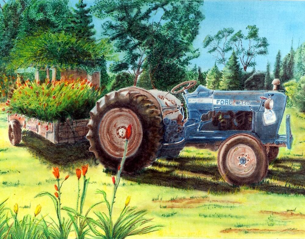 The Harvest by teebear825