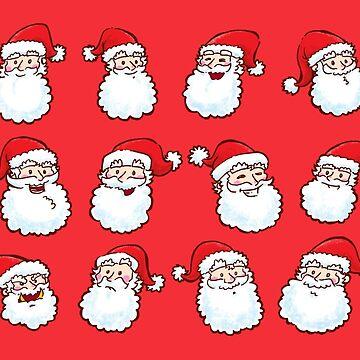 One Evil Santa by nickv47