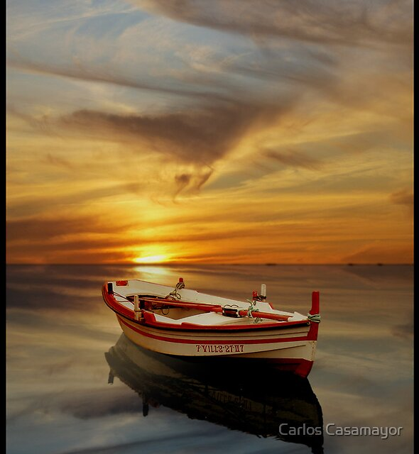 Strange stillness 2 by Carlos Casamayor