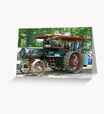 Steam Power 2 Greeting Card