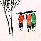 Buddies 3 by Anil Nene