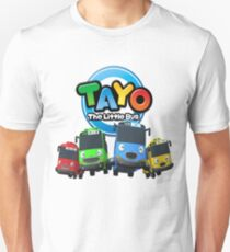 Tayo and Friends Unisex T-Shirt