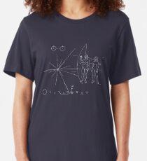 Pioneer Plaque Slim Fit T-Shirt