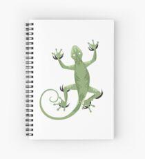 Cuaderno de espiral Gecko 3D