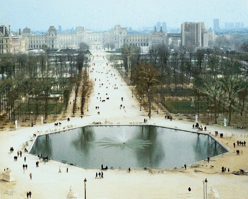 FROM LA ROUE DE PARIS ON BOXING DAY by ZannaLea