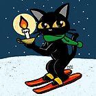 Candle ski by BATKEI