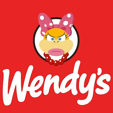 Wendy Koopa's (new logo) by Mirisha