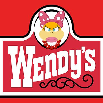 Wendy Koopa's (old logo) by Mirisha