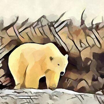 Polar Bear by ChrisButler