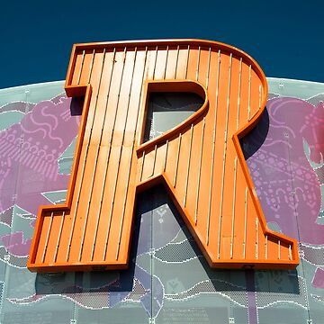 Give me an R by hawkie