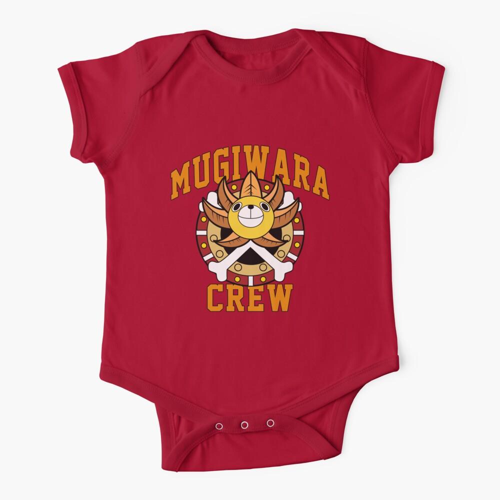 Mugiwara Crew Baby One-Piece