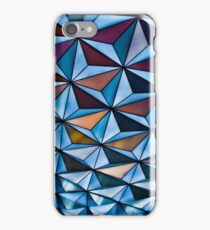 Like A Grand and Miraculous Spaceship iPhone Case/Skin