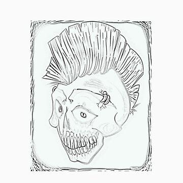 skull by rashi