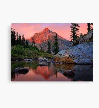 Highbox Peak Canvas Print