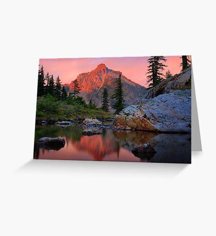 Highbox Peak Greeting Card