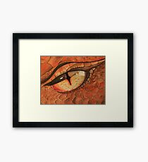 Smaug The Dragon Framed Print