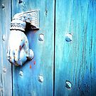 knock knock by fotomagia