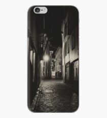 Back Street in Funchal iPhone Case