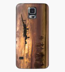 Morgenrückkehr: Lancasters bei Sonnenaufgang Hülle & Klebefolie für Samsung Galaxy