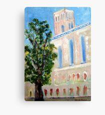 UWA: Winthrop Hall Canvas Print