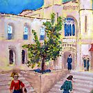 UWA: The Great Gate by micheline
