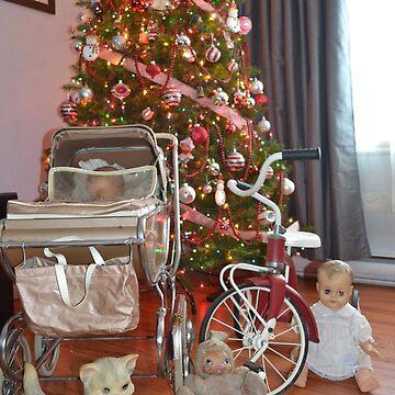 A 60's Christmas by MarthaMedford