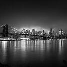 «Brillantes luces de nueva york» de Nicklas Gustafsson