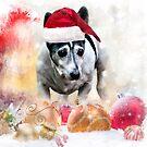 Schnell Weihnachten kommt! von Lyn Darlington