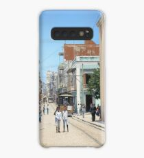 Old San Juan, Puerto Rico ca 1900 Case/Skin for Samsung Galaxy