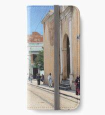 Old San Juan, Puerto Rico ca 1900 iPhone Wallet/Case/Skin