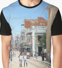 Old San Juan, Puerto Rico ca 1900 Graphic T-Shirt