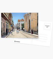 Old San Juan, Puerto Rico ca 1900 Postcards