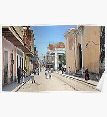 Old San Juan, Puerto Rico ca 1900 Poster