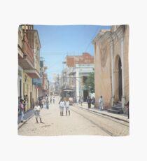 Old San Juan, Puerto Rico ca 1900 Scarf