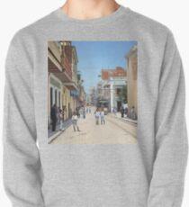 Old San Juan, Puerto Rico ca 1900 Pullover Sweatshirt