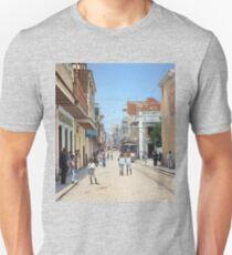 Old San Juan, Puerto Rico ca 1900 Slim Fit T-Shirt