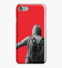 Hitchhiker iPhone Case/Skin